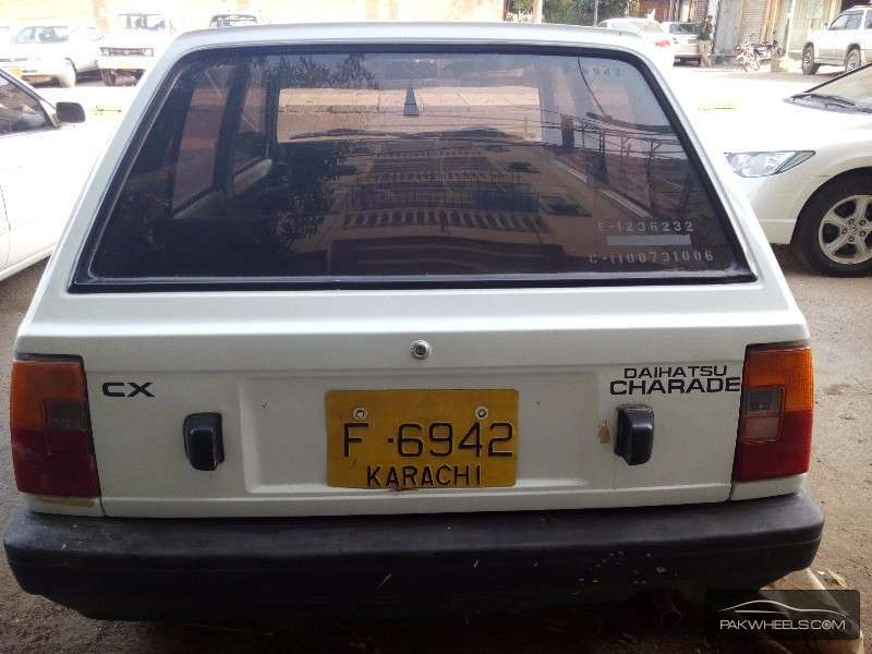 Daihatsu Charade 1984 Image-7