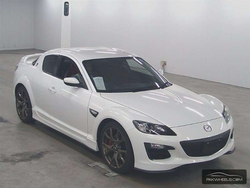 Mazda RX8 Type S 2012 Image-1