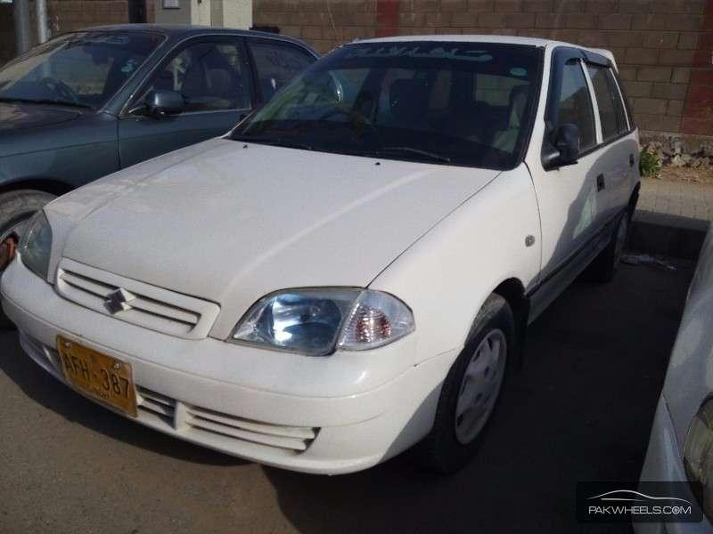 Suzuki Cultus VXRi 2003 Image-3