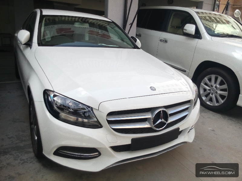 Mercedes benz c class c180 2015 for sale in karachi for 2015 mercedes benz c class for sale