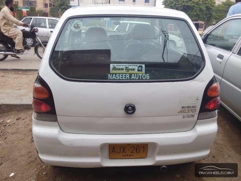 Suzuki Alto VXR (CNG) 2005 Image-6