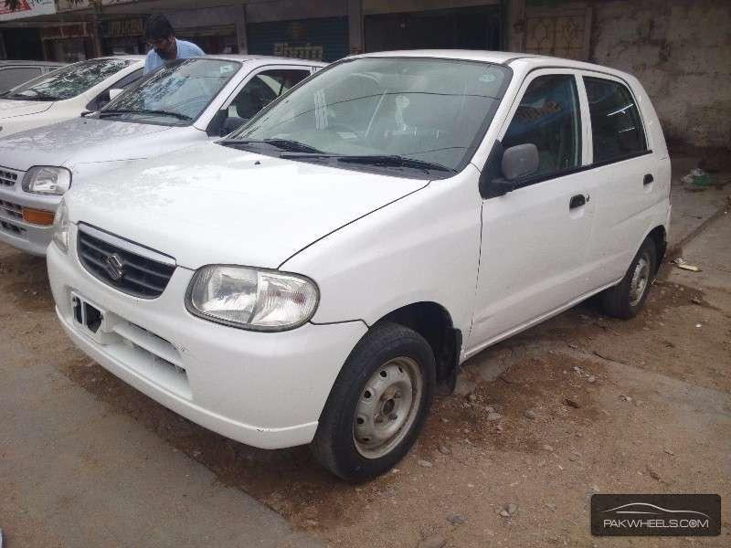 Suzuki Alto VXR (CNG) 2005 Image-2