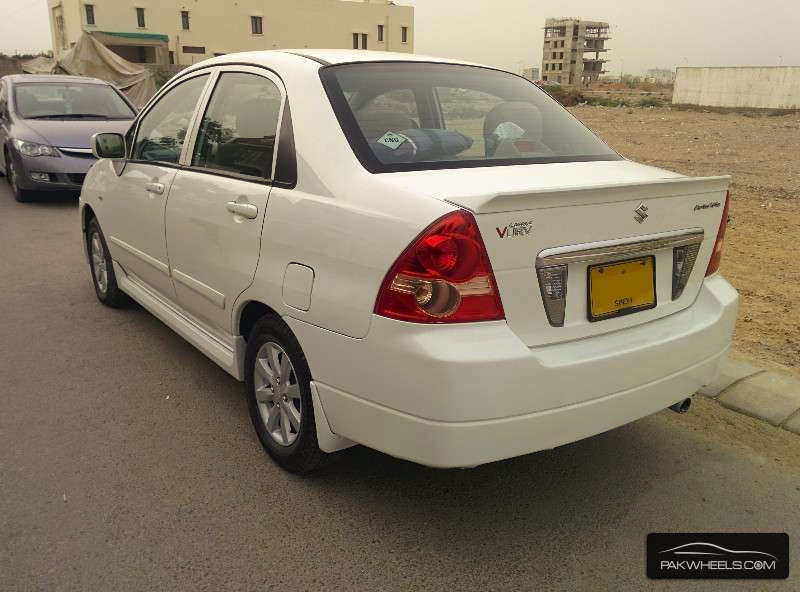suzuki liana eminent automatic 2011 for sale in karachi pakwheels. Black Bedroom Furniture Sets. Home Design Ideas
