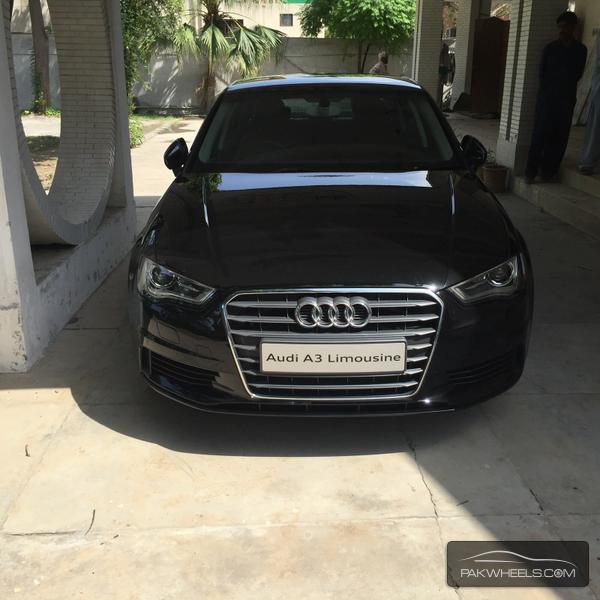 Audi A3 1.8 TFSI Quattro 2015 For Sale In Lahore