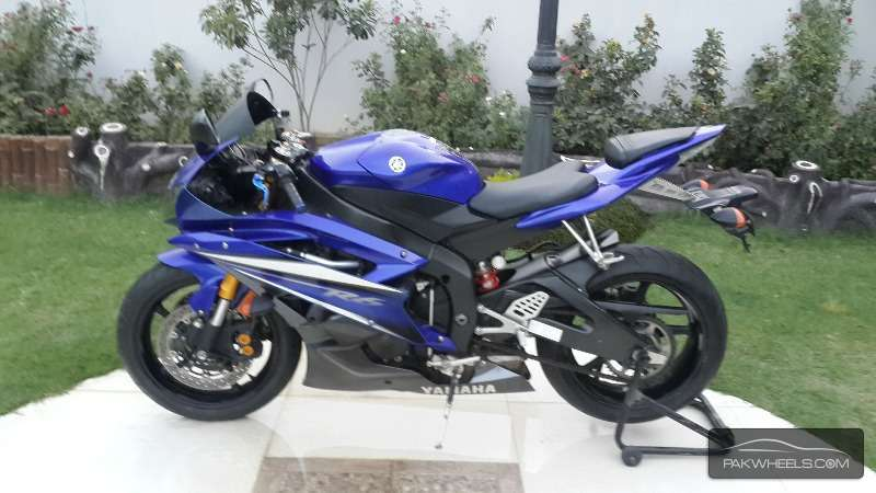 used yamaha yzf r6 2007 bike for sale in bhalwal 143798 pakwheels. Black Bedroom Furniture Sets. Home Design Ideas