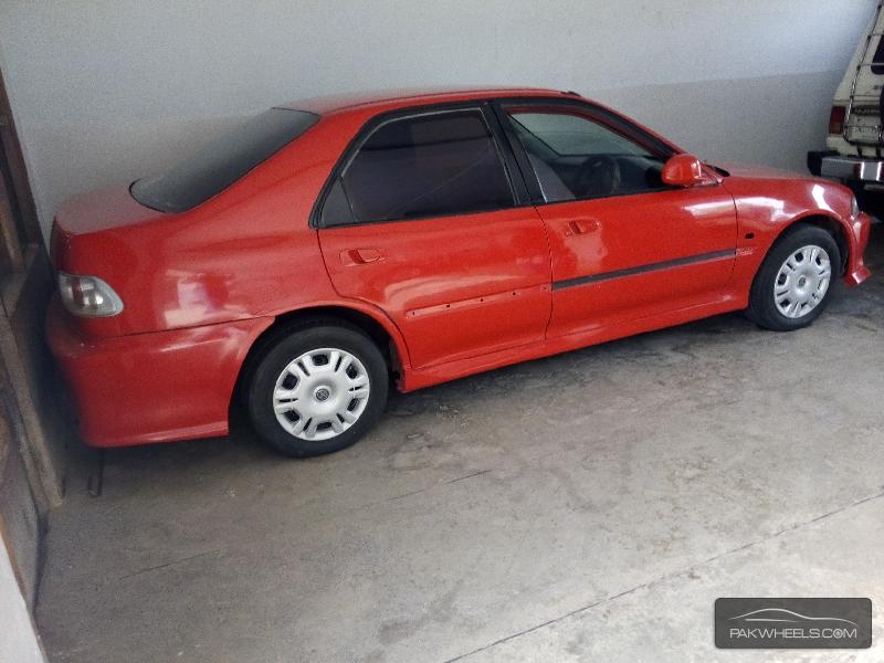 Honda Civic 1995 Image-4