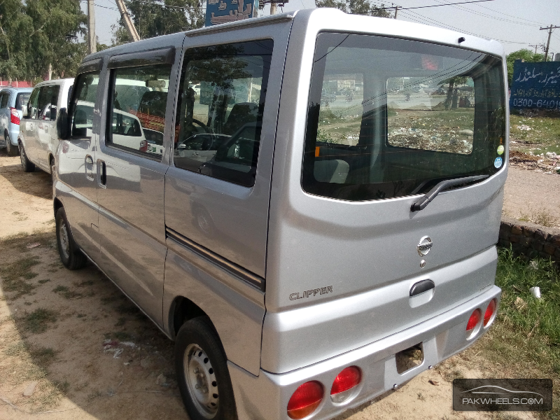 Nissan Clipper AXIS 2011 Image-6