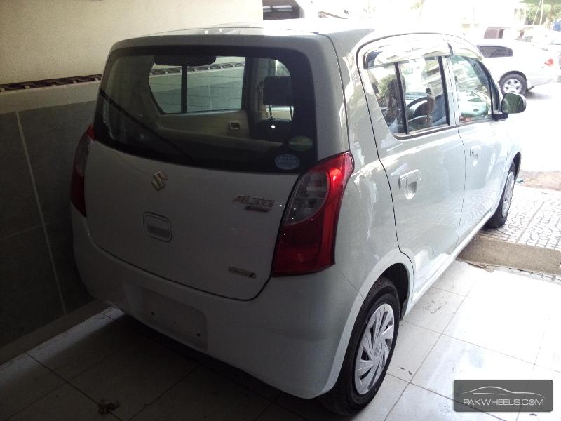 Suzuki Alto Eco 2012 Image-6