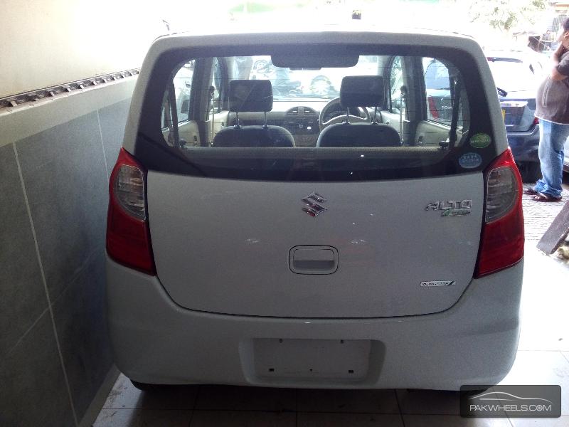 Suzuki Alto Eco 2012 Image-7