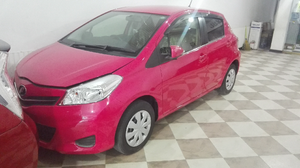 Used Toyota Vitz Jewela 1.0 2012