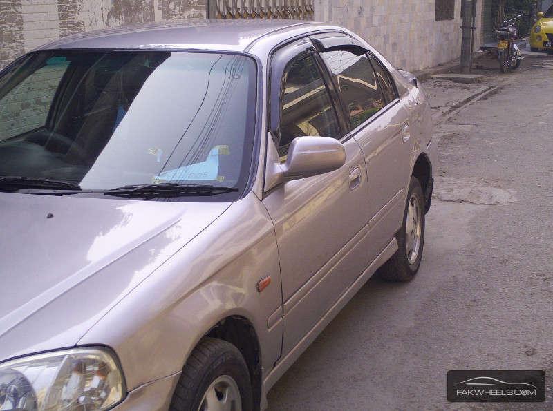 Honda Civic VTi Automatic 1.6 1999 Image-3