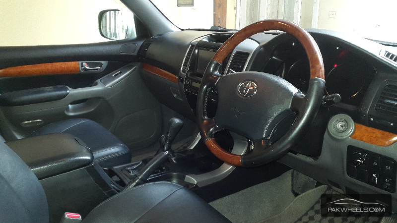 Toyota Prado TX 2.7 2005 Image-2