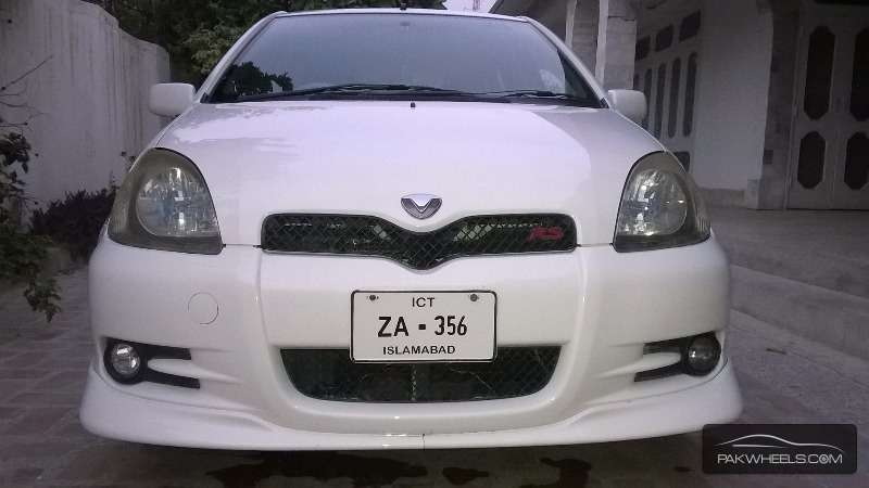 Toyota Vitz RS For Sale In Islamabad PakWheels - Sports cars for sale in islamabad