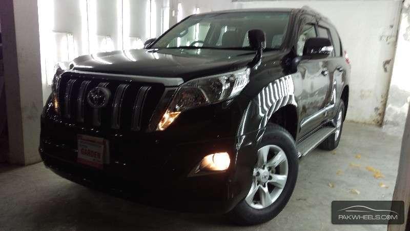 Toyota Prado TX Limited 2.7 2011 Image-2