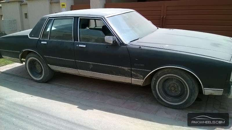 Caprice Car For Sale In Pakistan
