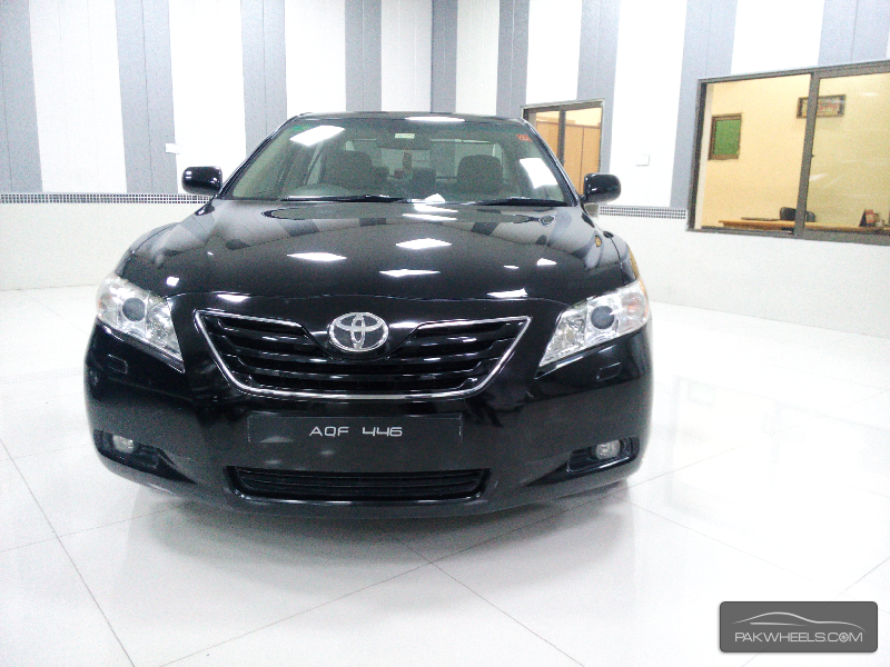 toyota camry up spec automatic 2 4 2008 for sale in sialkot pakwheels. Black Bedroom Furniture Sets. Home Design Ideas