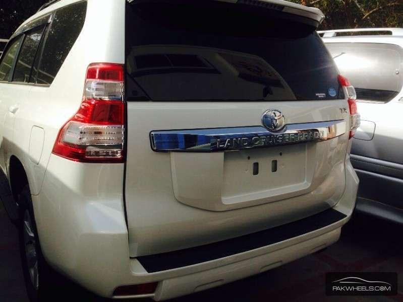Toyota Prado TX Limited 2.7 2014 Image-8