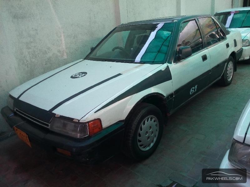 Honda Accord 1988 Image-2