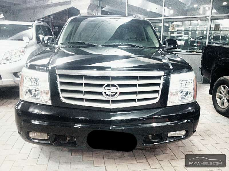 cadillac escalade ext 2002 for sale in karachi pakwheels. Black Bedroom Furniture Sets. Home Design Ideas