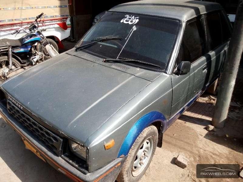 Daihatsu Charade CX 1984 Image-3