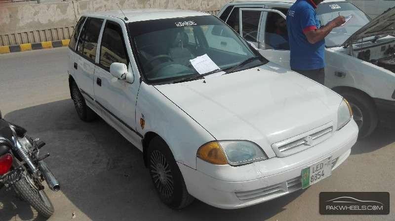Suzuki Cultus 2007 Image-8