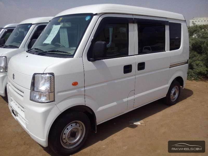Suzuki Every 2011 Image-3