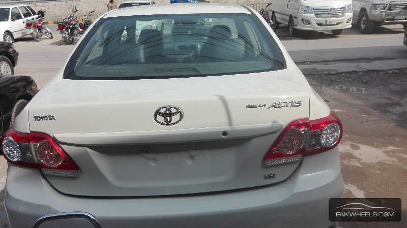 Toyota Corolla Altis 1.8 2009 Image-5