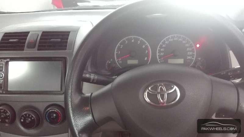Toyota Corolla XLi VVTi Ecotec 2012 Image-7