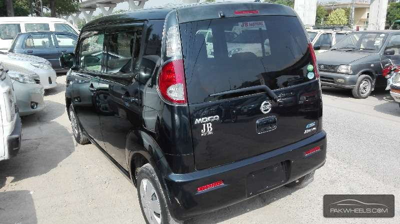 Nissan Moco 2012 Image-7