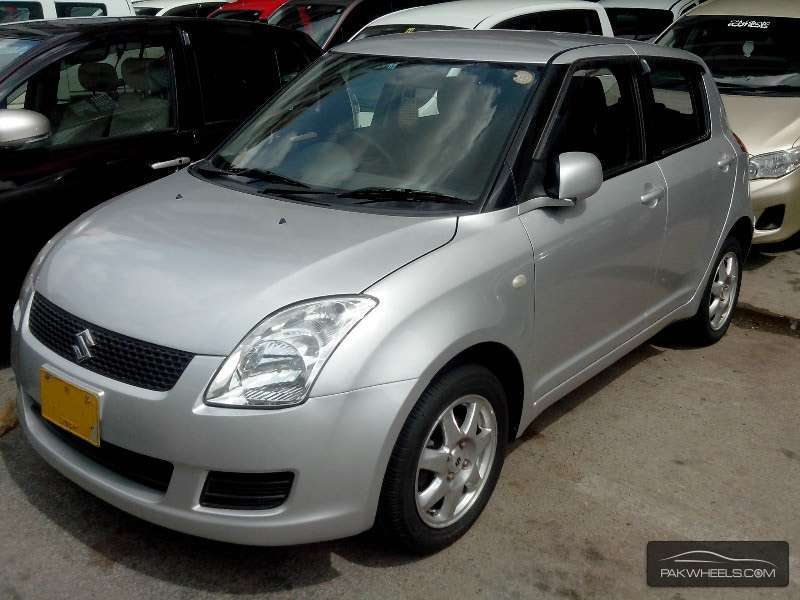 suzuki swift 2006 for sale in karachi pakwheels. Black Bedroom Furniture Sets. Home Design Ideas