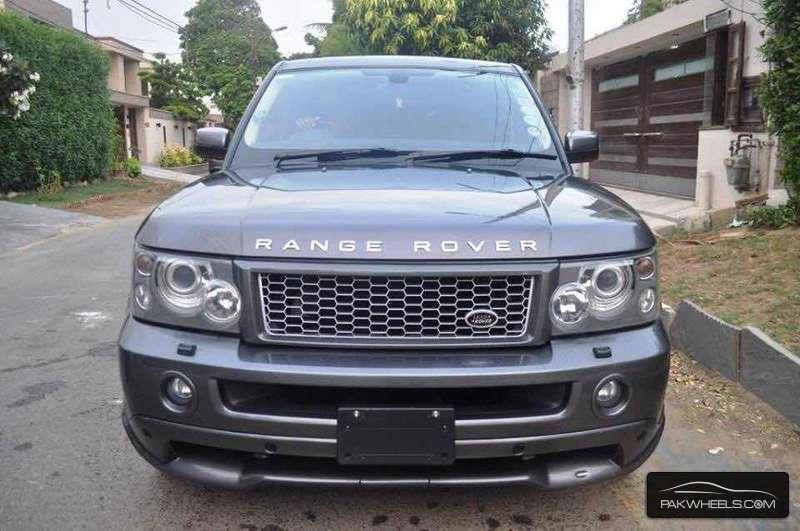 range rover sport 4 4 v8 2006 for sale in karachi pakwheels. Black Bedroom Furniture Sets. Home Design Ideas
