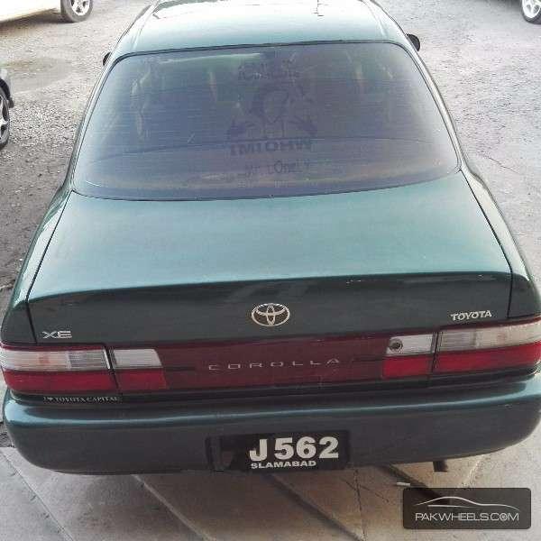 Toyota Corolla 1998 Image-4