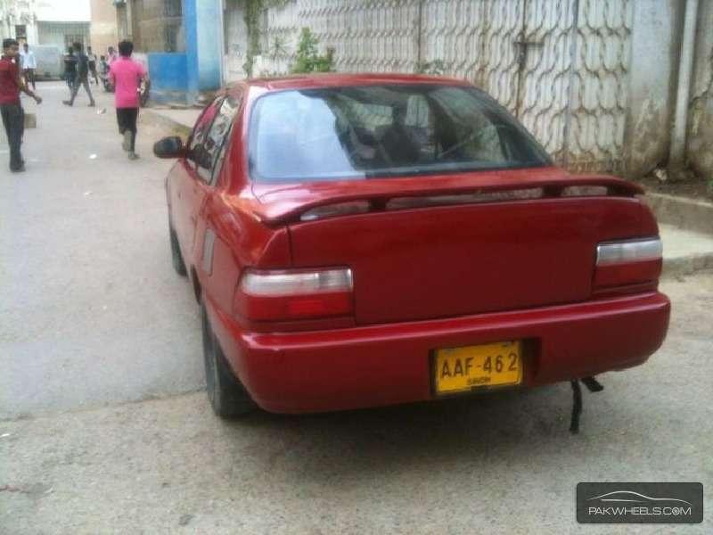 Toyota Corolla GL 1996 Image-6