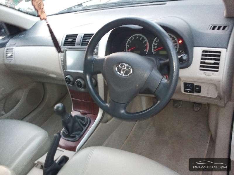 Toyota Corolla Xli 2014 For Sale In Sargodha