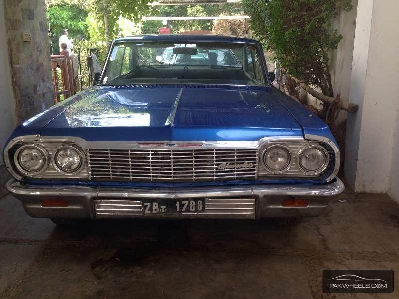 chevrolet impala 1964 for sale in karachi   pakwheels
