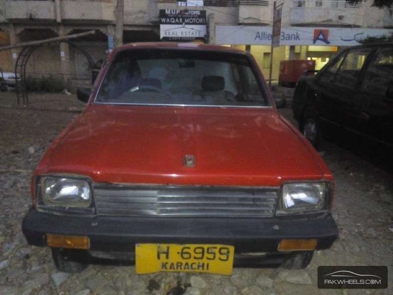 Suzuki FX GA 1985 Image-6