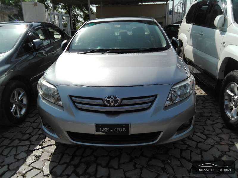Toyota Corolla Altis Cruisetronic 1.8 2008 Image-1