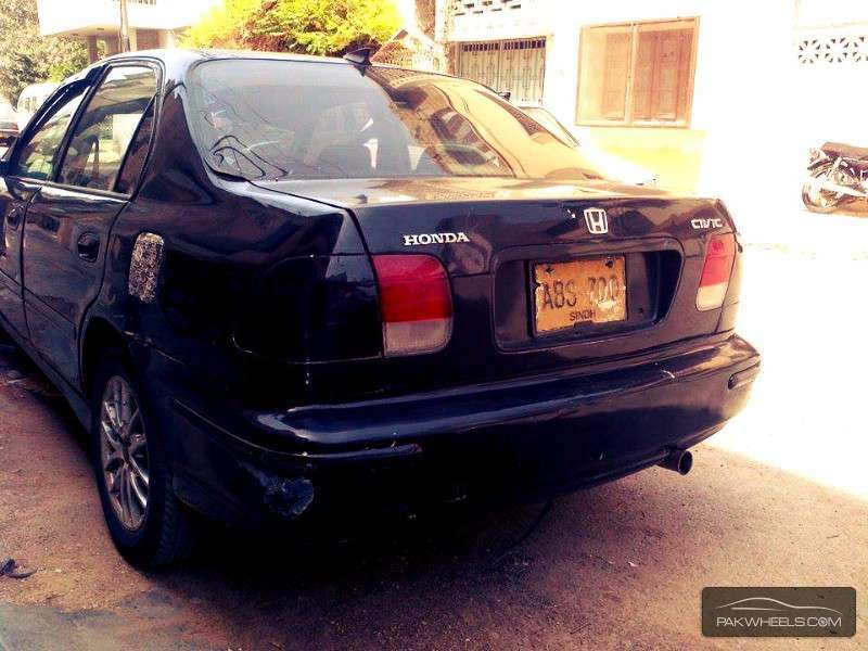 Honda Civic EXi 1998 Image-3