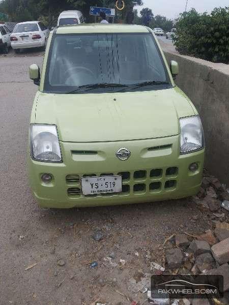 Nissan Pino 2007 Image-1