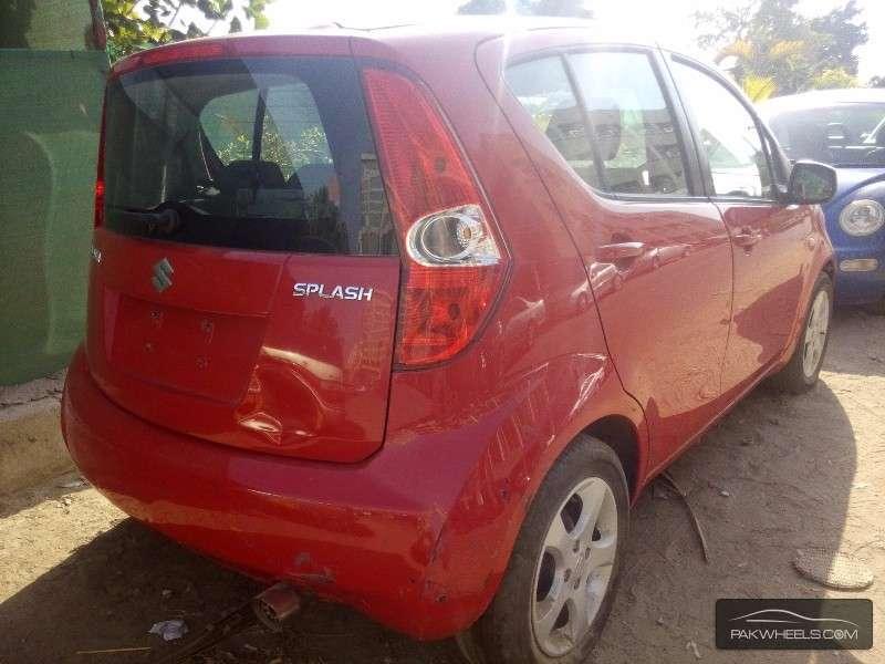 Suzuki Splash 2010 Image-8