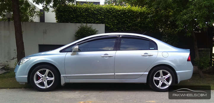 honda civic hybrid mxst 2006 for sale in lahore pakwheels. Black Bedroom Furniture Sets. Home Design Ideas
