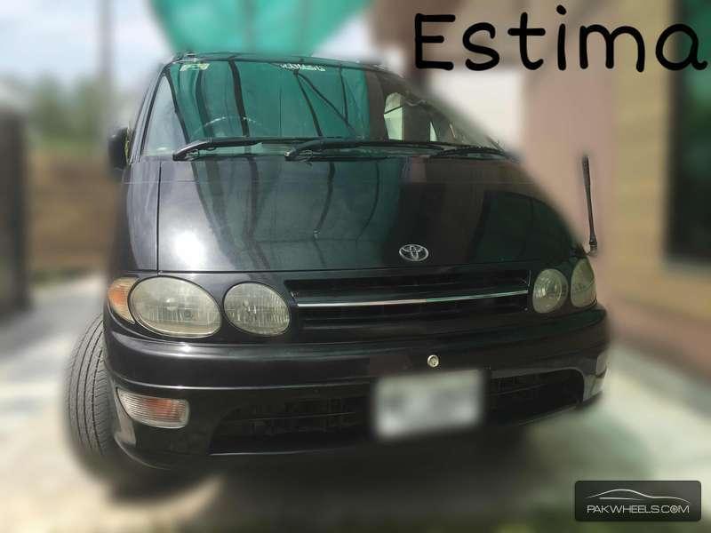 Toyota Estima X 1998 Image-1