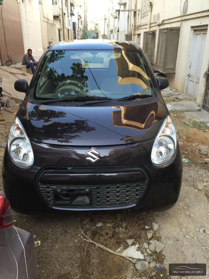 Suzuki Alto EII 2014 Image-1