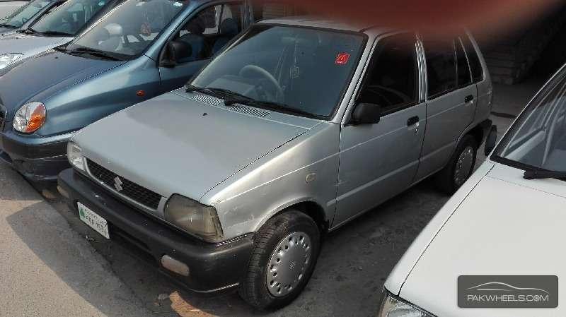 Suzuki Mehran VX (CNG) 2007 Image-2