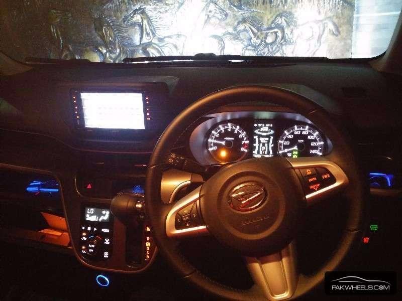 Daihatsu Move Custom RS 2015 Image-9