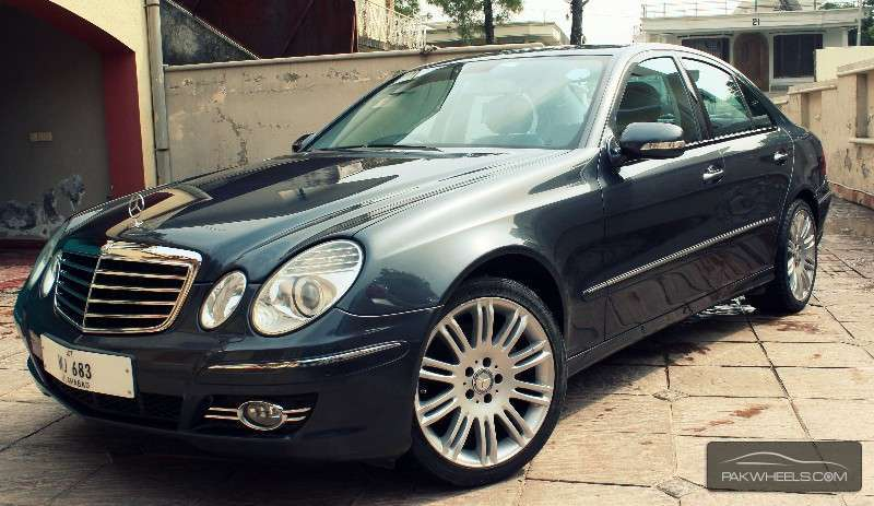 Mercedes benz e class 2008 for sale in islamabad pakwheels for 2008 mercedes benz e class for sale