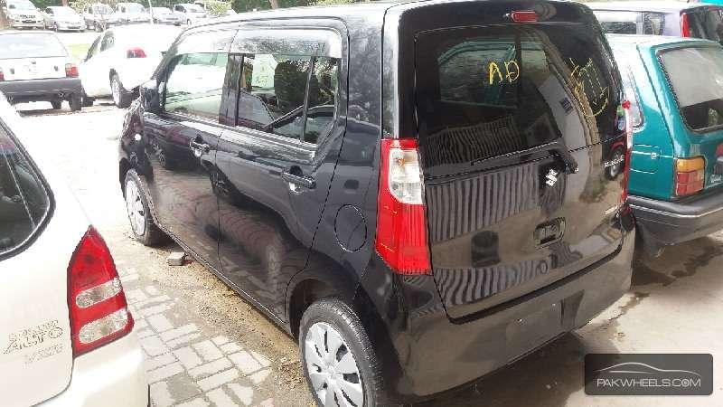 Suzuki Wagon R 2012 Image-4