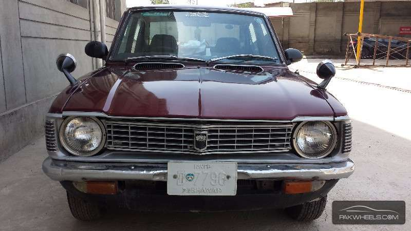toyota corolla 1972 for sale in peshawar pakwheels. Black Bedroom Furniture Sets. Home Design Ideas