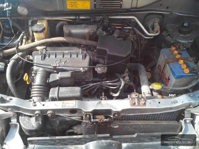 Hyundai Santro Club GV 2004 Image-5