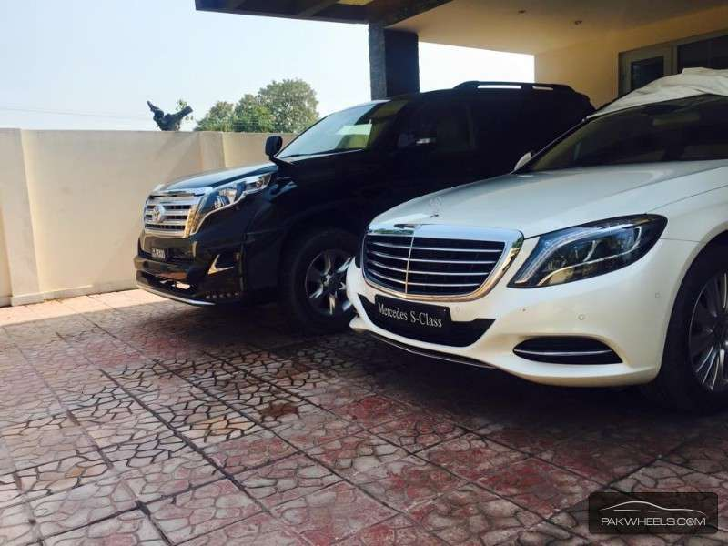 Mercedes benz s class 2015 for sale in lahore pakwheels for 2015 mercedes benz s550 for sale
